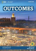 Outcomes B1.2/B2.1: Intermediate - Student's Book (Split Edition A) + DVD