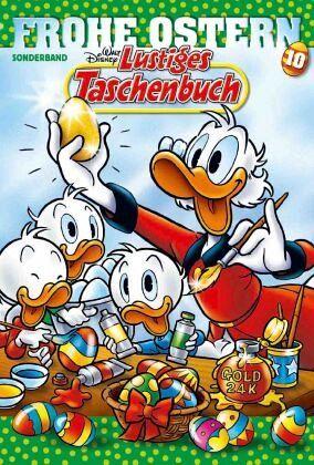 Buch-Reihe Lustiges Taschenbuch Frohe Ostern