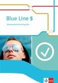 Blue Line 5. Klassenarbeitstraining aktiv mit Multimedia-CD Klasse 9