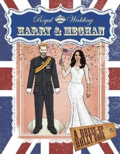 Royal Wedding: Harry and Meghan Dress-Up Dolly ...