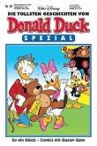 So ein Glück - Comics mit Gustav Gans / Die tollsten Geschichten von Donald Duck - Spezial Bd.28