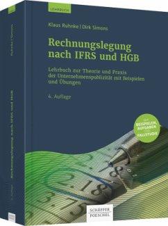 Rechnungslegung nach IFRS und HGB - Ruhnke, Klaus; Simons, Dirk