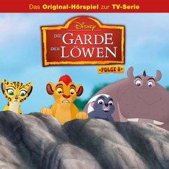 Disney / Die Garde der Löwen - Folge 08: Die verirrten Gorillas/ Ono und das Nashorn (MP3-Download) - Arnold, Cornelia
