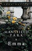 Mansfield Park & Emma (eBook, ePUB)