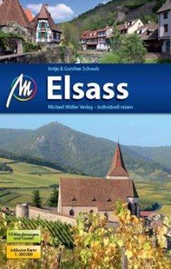 Elsass, m. Karte (Mängelexemplar)