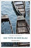 Die Tote in der Blau (Mängelexemplar)