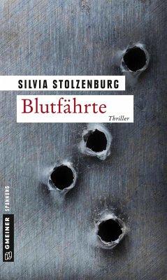 Blutfährte / Mark Becker Bd.1 (Mängelexemplar) - Stolzenburg, Silvia