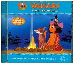 Yakari - Yakari und Silberfell, 1 Audio-CD - Derib; Job