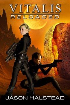 Vitalis: Reloaded (eBook, ePUB) - Halstead, Jason
