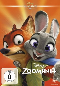 Zoomania Classic Collection