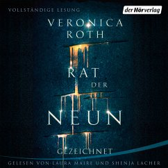 Gezeichnet / Rat der Neun Bd.1 (MP3-Download) - Roth, Veronica