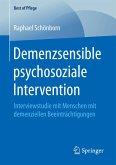 Demenzsensible psychosoziale Intervention
