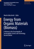 Energy from Organic Materials (Biomass): A Volume in the Encyclopedia of Sustainability Science and Technology, Second Edition