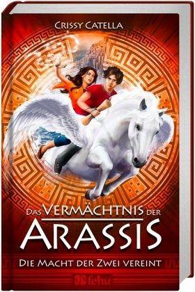 Buch-Reihe Das Vermächtnis der Arassis