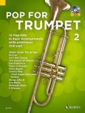 Pop For Trumpet with additional 2nd part, w. Audio-CD