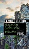 Mörderische Sächsische Schweiz (Mängelexemplar)