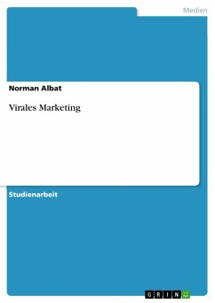 Virales Marketing (eBook, ePUB) - Albat, Norman