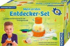 Image of KOSMOS 606220 - Mein Erstes Entdecker-Set, Experimentierkasten