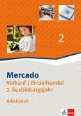 Mercado 2 Verkauf/Einzelhandel. Arbeitsheft 2. Ausbildungsjahr