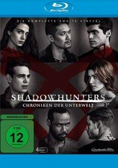 Shadowhunters - Chroniken der Unterwelt - Staffel 2 Bluray Box