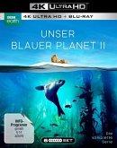 Unser blauer Planet II - Die komplette Serie (4K Ultra HD, 3 Discs + 3 Blu-rays)