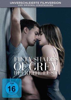 Fifty Shades of Grey - Befreite Lust (Unverschleierte Filmversion) - Dakota Johnson,Jamie Dornan,Kim Basinger