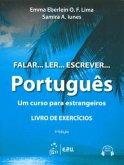 Falar...Ler...Escrever...Português. Übungsbuch + CD-ROM