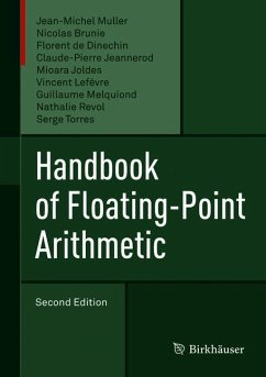 Handbook of Floating-Point Arithmetic - Muller, Jean-Michel; Brunie, Nicolas; de Dinechin, Florent