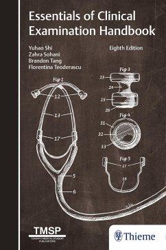 Essentials of Clinical Examination Handbook (eBook, ePUB)