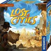 KOSMOS 694135 - Lost Cities - Das Duell, Familienspiel