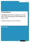 Das Bildnis der Sylvia von Harden von Otto Dix, 1926 und Christian Schads Bildnis der Sonja, 1928 (eBook, ePUB)