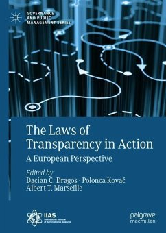 The Laws of Transparency in Action