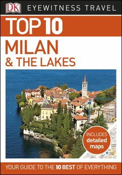 Top 10 Milan and the Lakes (eBook, ePUB)