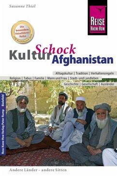 Reise Know-How KulturSchock Afghanistan (eBook, ePUB) - Thiel, Susanne
