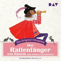 Der Rattenfänger von Hameln und weitere Geschichten (MP3-Download) - Diverse