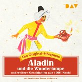 Aladin und die Wunderlampe und weitere Geschichten aus 1001 Nacht (MP3-Download)