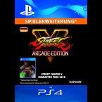 Street Fighter 5 Season 3 Character Pass - deutsches PSN-Konto (Download für Windows)