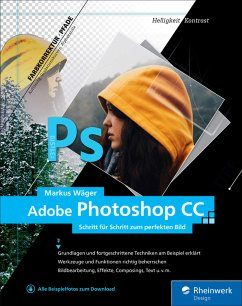 Adobe Photoshop CC (eBook, PDF) - Wäger, Markus