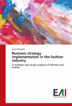 Business strategy implementation in the fashion industry