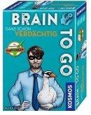 KOSMOS 690830 - Brain To Go, Gans schön verdächtig, Familienspiel, Mitbringspiel, Reisespiel