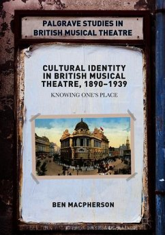 Cultural Identity in British Musical Theatre, 1...