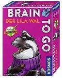 KOSMOS 690861 - Brain To Go, Der Lila Wal, Mitbringspiel, Reisespiel