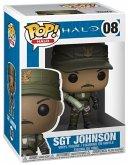 POP! Halo: S1 - Sgt. Johnson