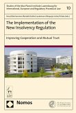 The Implementation of the New Insolvency Regulation (eBook, PDF)