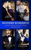 Modern Romance Collection: March 2018 Books 5 - 8 (eBook, ePUB)