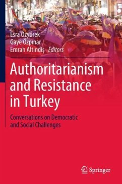 Authoritarianism and Resistance in Turkey