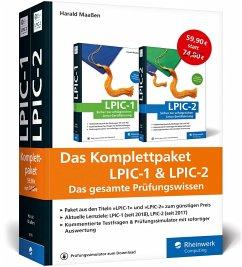 Das Komplettpaket LPIC-1 & LPIC-2 - Maaßen, Harald