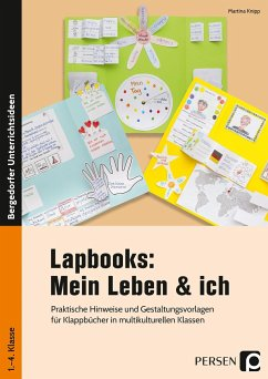 Lapbooks: Mein Leben & ich - Knipp, Martina