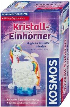 Image of KOSMOS 657659 - Kristall Einhörner, Forschen und Experimentieren, Kristalle züchten