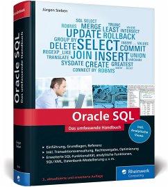 Oracle SQL - Sieben, Jürgen